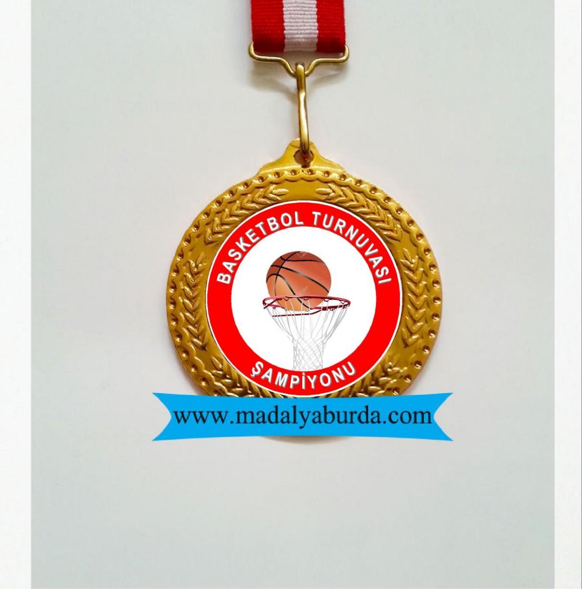 Basketbol Turnuva Madalyası