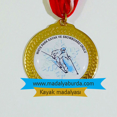 kayak-madalyası