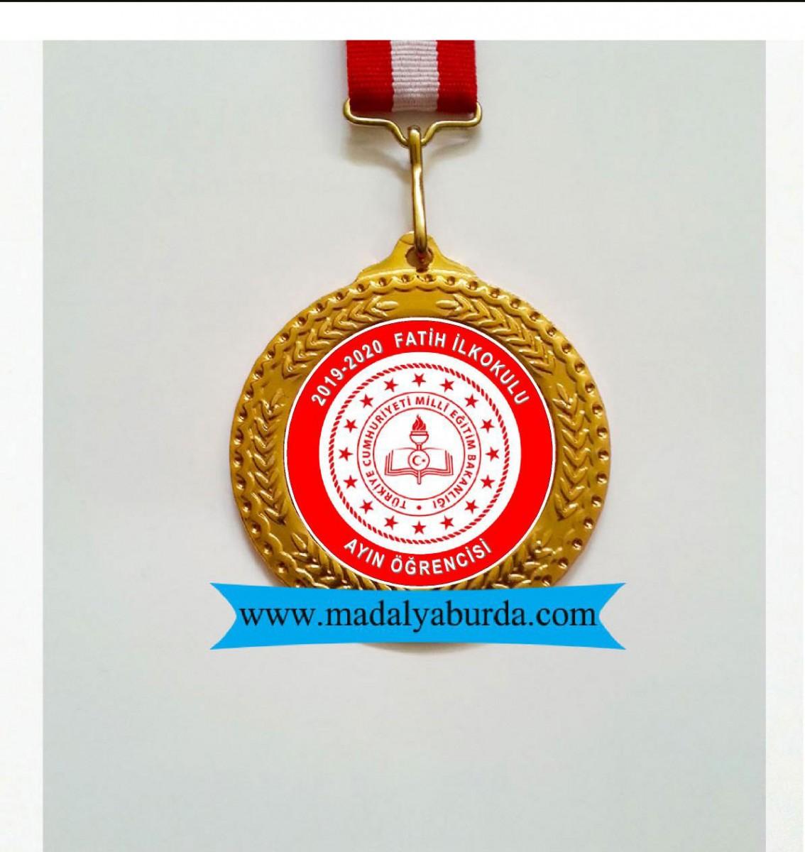 Ayın Öğrencisi Madalyası