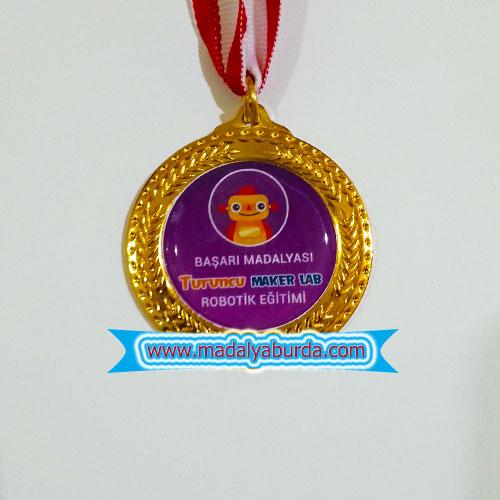 Özel Eğitim Başarı Madalyası