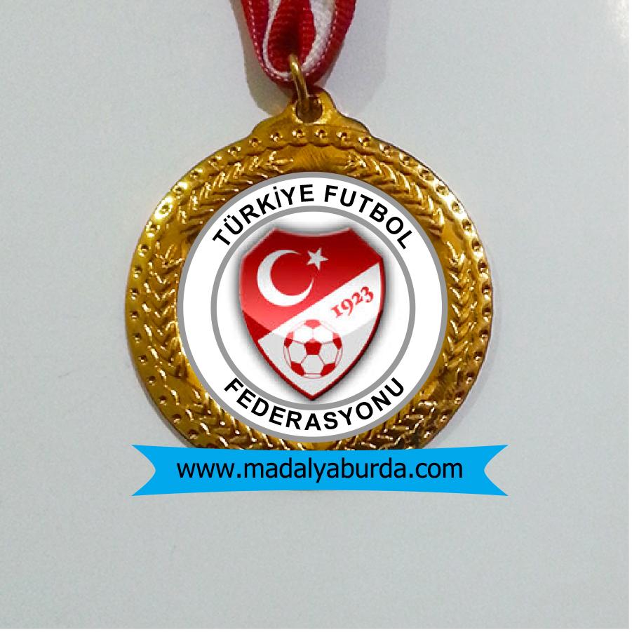 Logolu  Altın madalya