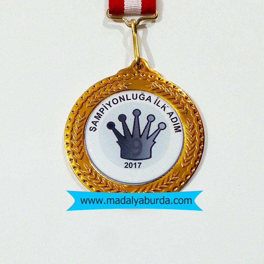 Satranç madalya ödülü