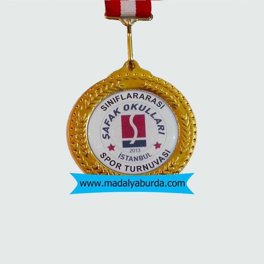 özel okul madalyaları