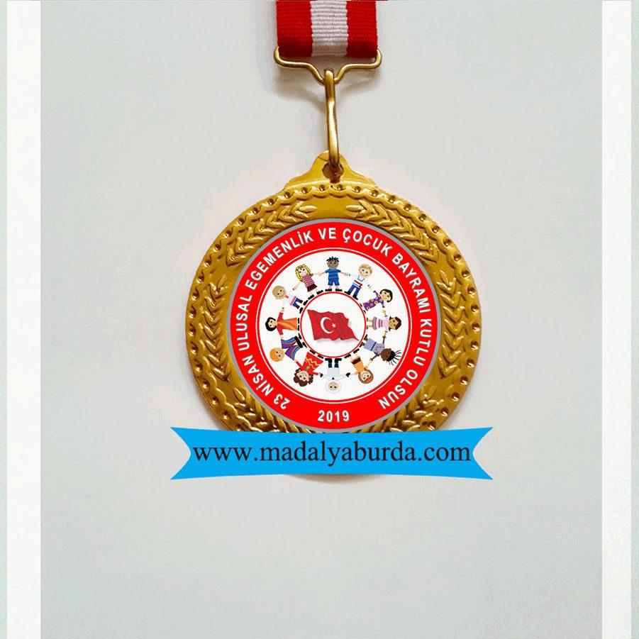 23 Nisan Okul Madalyası
