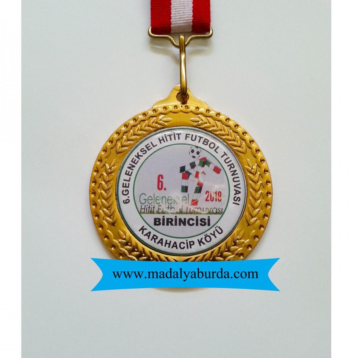 Birincilik madalyası