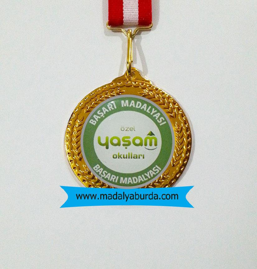Özel  Okul Madalyası