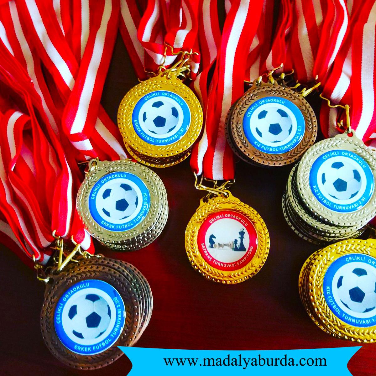 okul madalyaları