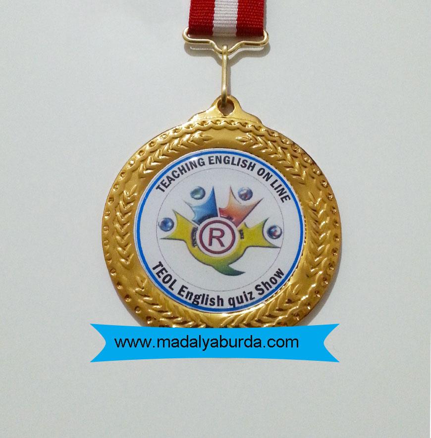 Özel Kurs madalyası