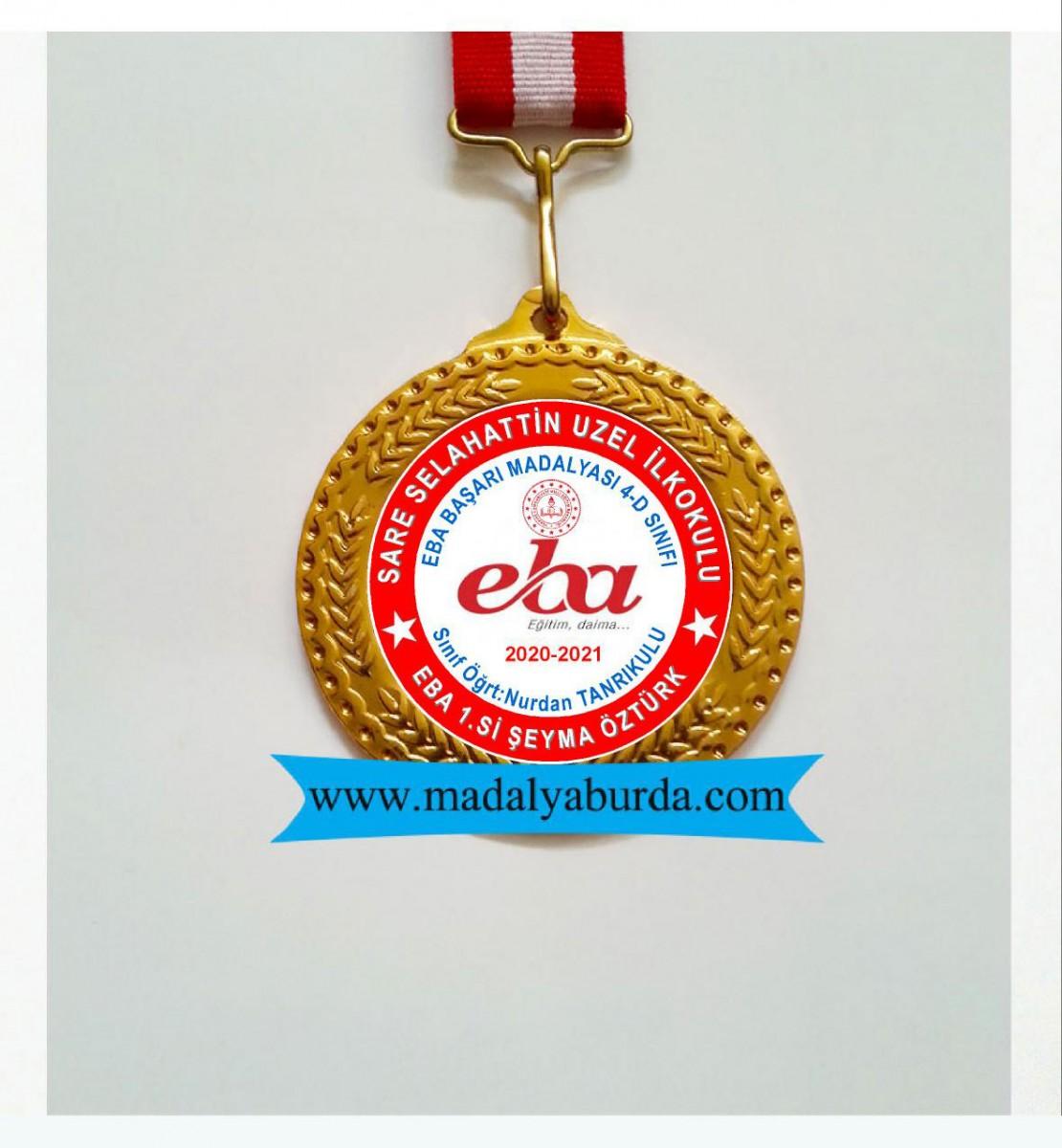 EBA Uzaktan Eğitim  Başarı Madalyası