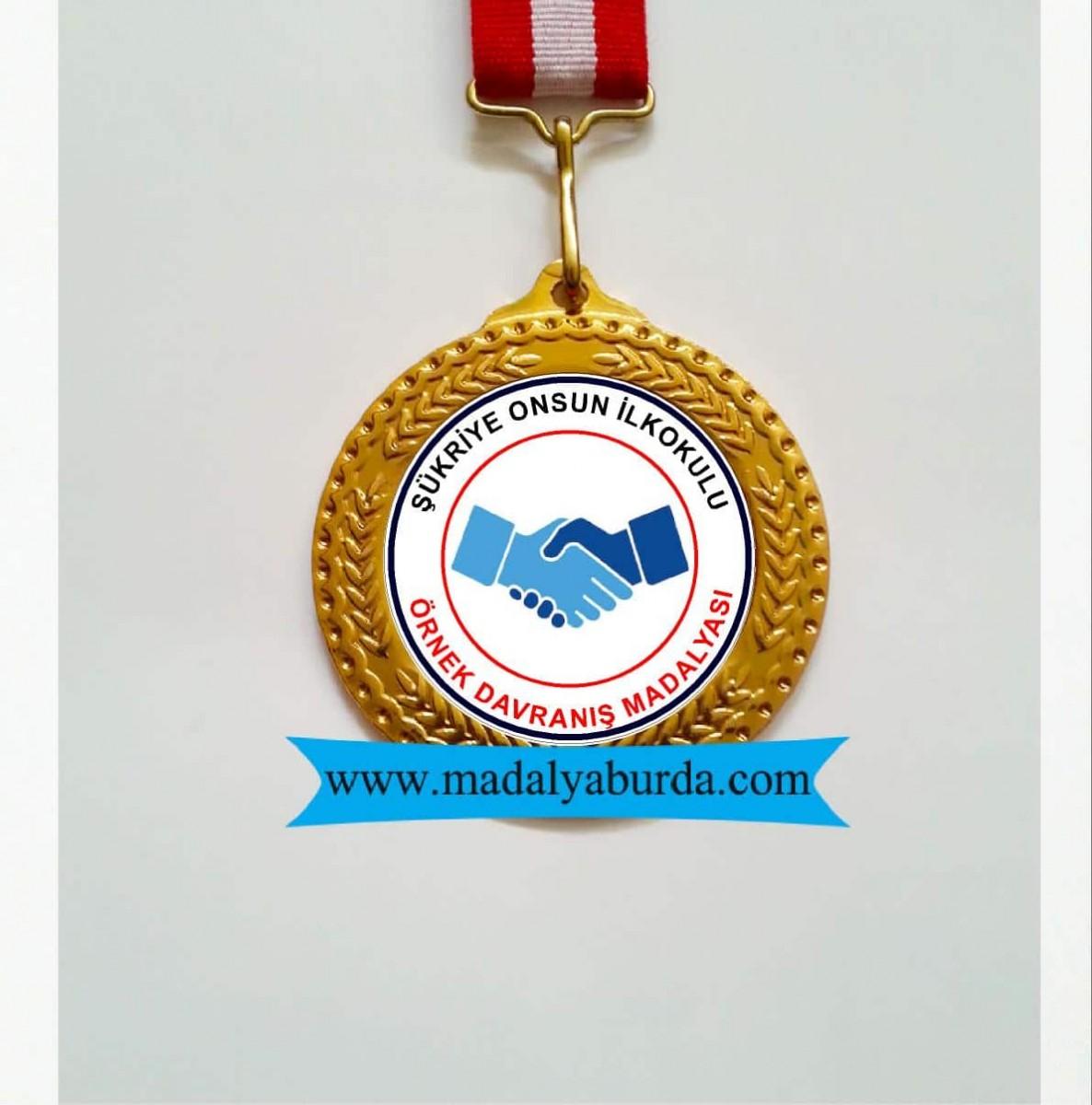 Örnek Davranış Madalyası